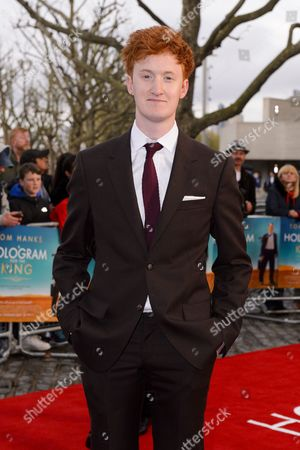 Editorial photo of 'A Hologram For The King' film premiere, London, Britain - 25 Apr 2016