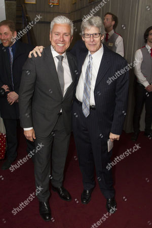 David Ian (Producer) and Ted Chapin