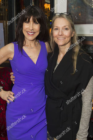 Catherine Schreiber (Producer) and Jill Manson