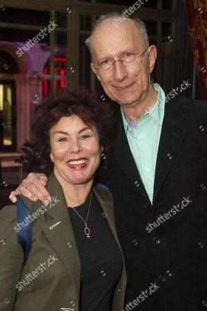 Ruby Wax and Martin Sherman
