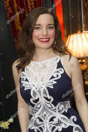 Rebecca Trehearn (Julia La Verne)