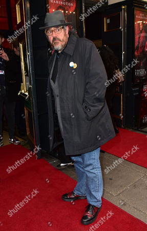 Stock Picture of Phill Jupitus