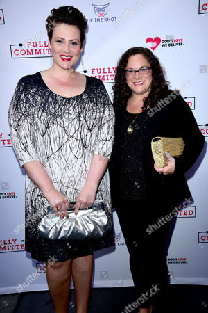 Editorial image of 'Fully Committed' Broadway show opening night, New York, America - 25 Apr 2016