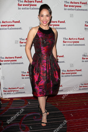 Editorial picture of The Actors Fund Gala, New York, America - 25 Apr 2016