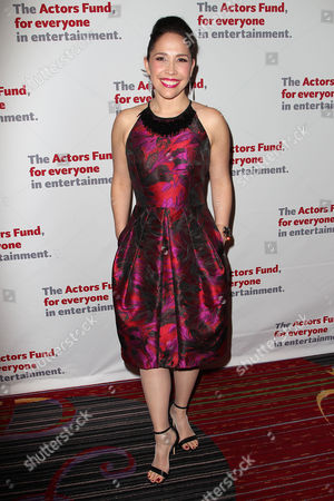 Editorial photo of The Actors Fund Gala, New York, America - 25 Apr 2016