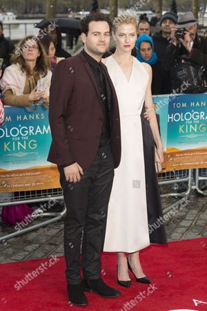 Stock Photo of Alexander Black and Ellyn Daniels