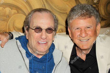 Danny Aiello and Bobby Rydell