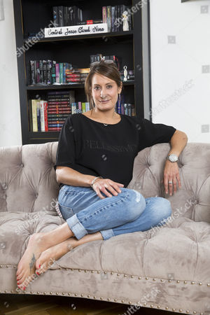 Editorial picture of Jodi Ellen Malpas, Northampton, Britain - 15 Apr 2016