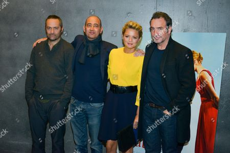 Editorial image of 'Up for Love' film premiere, Brussels, Belgium - 25 Apr 2016
