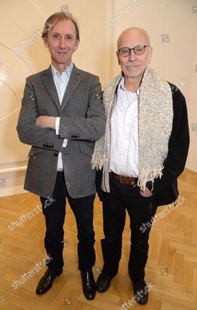 Keith Coventry and John Dumbar