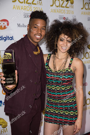 Christian Scott with Kandace Springs