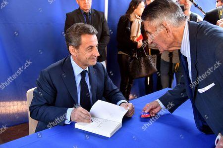 Stock Photo of Nicolas Sarkozy