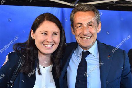 Stock Image of Nicolas Sarkozy
