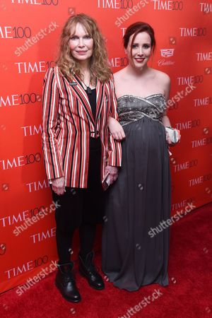 Editorial photo of Time 100 Gala, Arrivals, New York, America - 26 Apr 2016