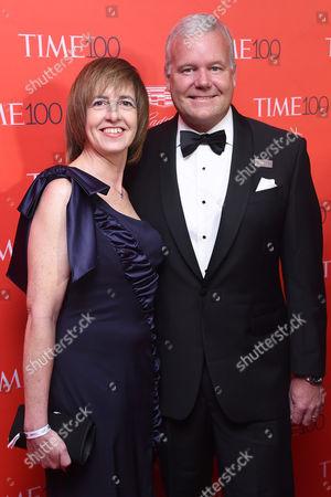 Jackie Berger and Lee Berger