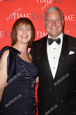 Stock Image of Jackie Berger and Lee Rogers Berger