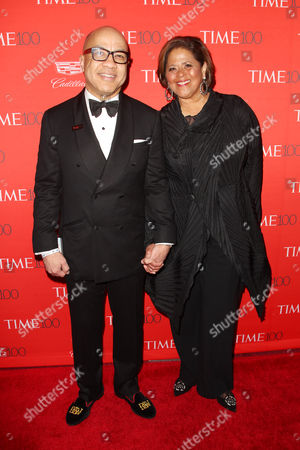 Darren Walker and Anna Deavere Smith