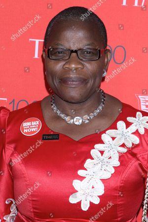 Stock Picture of Obiageli Ezekwesili