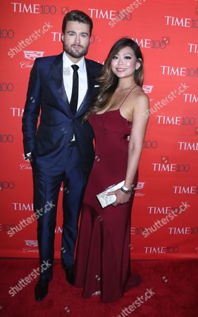 Editorial image of Time 100 Gala, Arrivals, New York, America - 26 Apr 2016