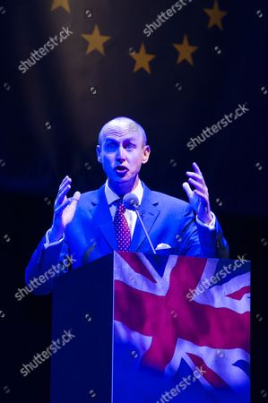 Daniel Hannan, MEP for South East England