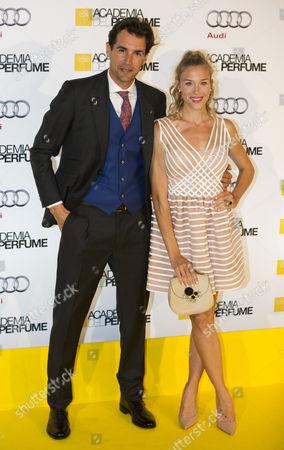 Alex Adrover and Patricia Montero