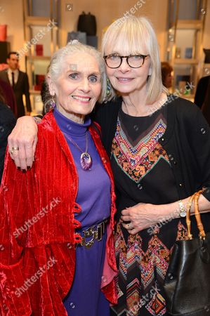 Daphne Selfe and Jan De Villeneuve