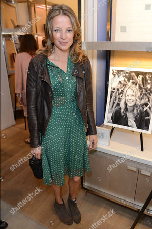 Editorial picture of 'Strong Women by Alistair Guy' exhibition, Smythson of Bond Street, London, Britain - 27 Apr 2016