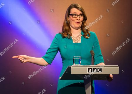 Stock Photo of Kirsty Williams, leader of the Welsh Liberal Democrats