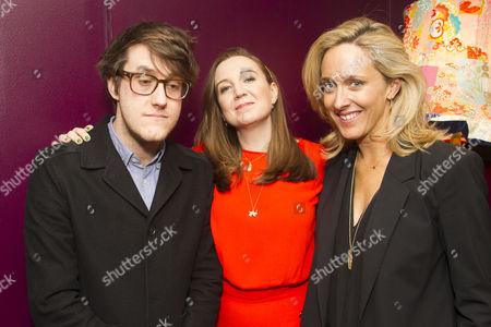 Nick Payne (Author), Josie Rourke (Director) and Kate Pakenham (Executive Producer)