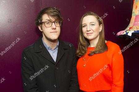 Nick Payne (Author) and Josie Rourke (Director)