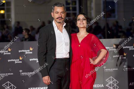 Ander Duque and Rosalinda Galan