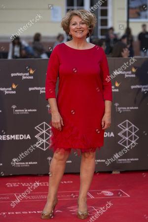 Editorial picture of 'Callback' film premiere, 19th Malaga Film Festival, Spain - 27 Apr 2016
