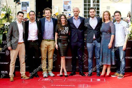 Editorial image of 'Malu: ni un paso atras' film photocall, 19th Malaga Film Festival, Spain - 27 Apr 2016