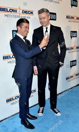 Luis D. Ortiz and Ryan Serhant