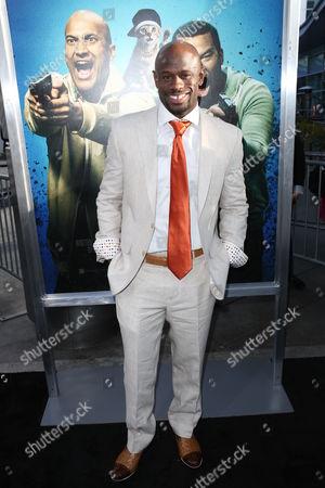Editorial picture of 'Keanu' film premiere, Los Angeles, America - 27 Apr 2016