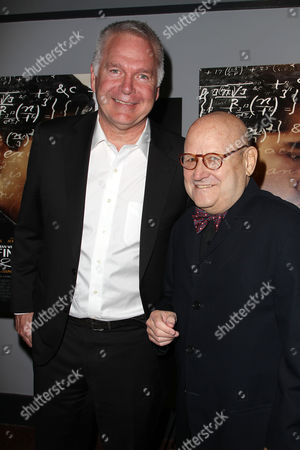 Stock Picture of Jonathan Sehring (Pres; IFC Films) and Edward R. Pressman (Produ