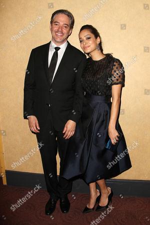 Matthew Brown (Director) and Devika Bhise