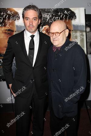 Matthew Brown (Director) and Edward R. Pressman (Producer)