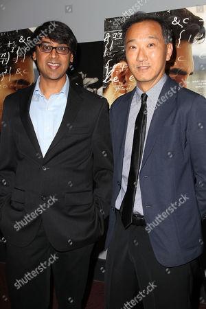 Manjul Bhargava and Ken Ono
