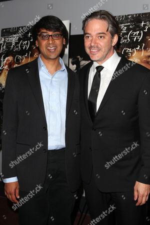 Manjul Bhargava and Matthew Brown (Director)