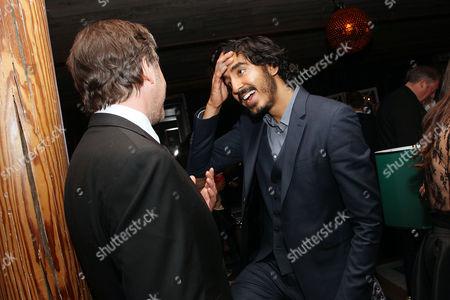Matthew Brown (Director) and Dev Patel