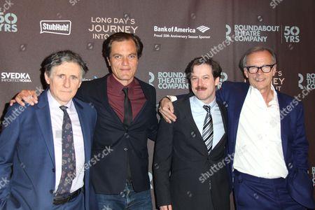 Gabriel Byrne, Michael Shannon, John Gallagher Jr, Jonathan Kent