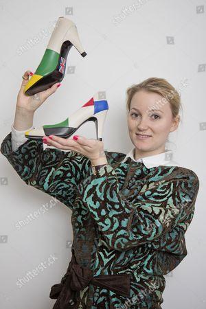 Shoe Designer Sarah Watkinson-yull. News - Louise Eccles Interview.