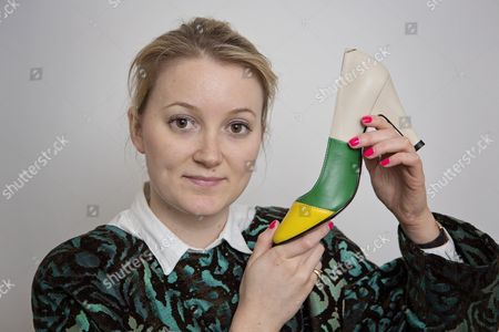 Shoe Designer Sarah Watkinson-yull. News - Louise Eccles Interview -.