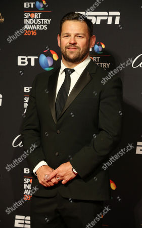 Editorial image of BT Sport Industry Awards, London, Britain - 28 Apr 2016