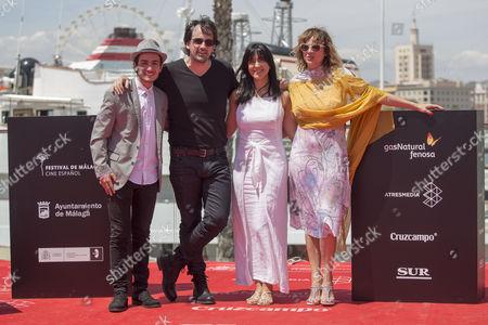 Isaki Lacuesta, Isa Campo, Emma Suarez, Mikel iglesias