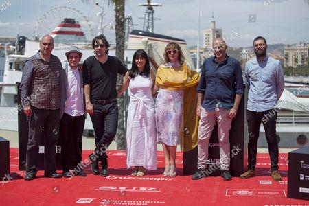 Editorial image of 'La Proxima Piel' film photocall, 19th Malaga Film Festival, Spain - 28 Apr 2016