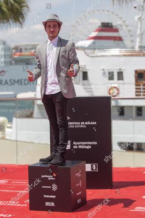 Editorial photo of 'La Proxima Piel' film photocall, 19th Malaga Film Festival, Spain - 28 Apr 2016