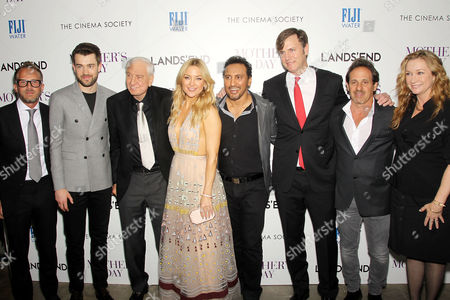 Brandt Andersen, Jack Whitehall, Garry Marshall, Kate Hudson, Aasif Mandvi, Mike Karz, Wayne Rice, Heather Hall