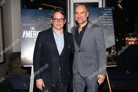 Matthew Broderick and Greg Stuhr (Writer)